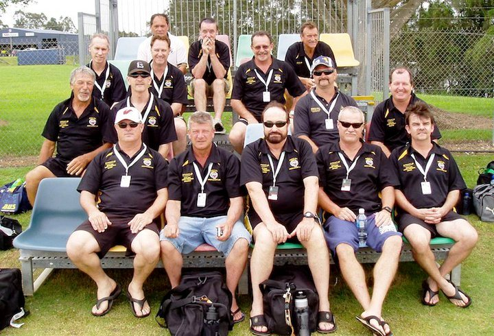 The Pan Pacs 45-1's Team 2010