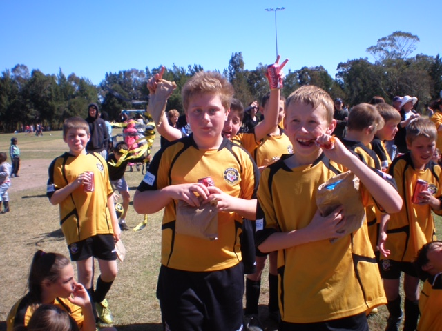 2012 12-4's Grand Final Victory