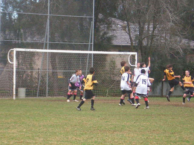 2010 14-2's More Action Pendle Hill vs Toongabbie
